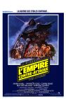 "Belgian Empire Strikes Back Style ""B"" French One-Sheet"