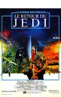 "Belgian Return of the Jedi Style ""A"" Foreign French One-Sheet"