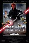 "Brazil The Phantom Menace Version ""A"" 3-D One-Sheet"