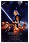 "Brazilian Return of the Jedi Style ""B"" One-Sheet"
