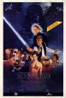 "Brazilian Return of the Jedi Style ""B"" Video One-Sheet"