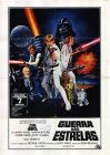 "Brazilian Star Wars Style ""C"" Academy Awards One-Sheet"