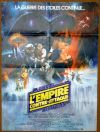 "Canadian Empire Strikes Back Style ""A"" French Petite-Affiche"