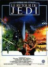 "Canadian Return of the Jedi Style ""A"" Foreign French Mini-Affiche"