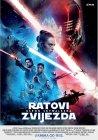 "Croatian The Rise of Skywalker Version ""B"" One-Sheet"