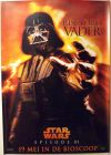 "Dutch Revenge of the Sith Version ""Characters"" Vader One-Sheet / A0 Size"