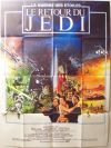 "French Return of the Jedi Style ""A"" Foreign Grande-Affiche"