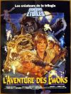 "French Ewok Adventure Style ""B"" Caravan of Courage Petite-Affiche"