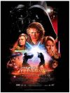 "French Revenge of the Sith Version ""B"" Mini-Affiche"