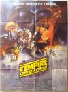 "French Empire Strikes Back Style ""A"" Grande-Affiche"