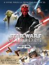 "French The Phantom Menace Version ""Secondary"" 3D Bus Stop Grande-Affiche"