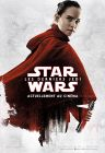 """French The Last Jedi Version """"Blood Red Cloak"""" Rey Bus Shelter"""