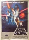 "German Star Wars Style ""C"" One-Sheet / A0 Size"