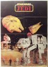 German Return of the Jedi Kenner Promo One-Sheet / A1 Size