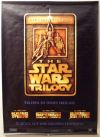 "German Star Wars Special Edition Version ""A"" Advance One-Sheet / A0 Size"