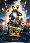 "German The Clone Wars Version ""A"" One-Sheet / A1 Size"