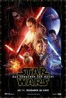 """German The Force Awakens Version """"B"""" Large Kino-Banner"""