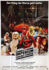 """German Empire Strikes Back Style """"A"""" Foreign One-Sheet / A0 size"""