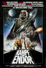 """German Ewok Adventure Style """"A"""" Foreign Battle for Endor One-Sheet / A0 Size"""
