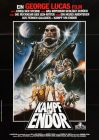 """German Ewok Adventure Style """"A"""" Foreign Battle for Endor MGM/UA One-Sheet / A0 Size"""
