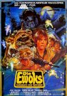 "German Ewok Adventure Style ""B"" Caravan of Courage One-Sheet / A0 Size"