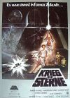"German Star Wars Style ""A"" '82 CBS / Fox Video One-Sheet / A1 size"