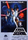 "German Star Wars Style ""C"" One-Sheet / A1 Size"