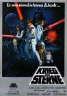 "German Star Wars Style ""C"" Insert / A3 size"