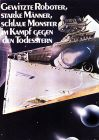 "German Star Wars Style ""Deko"" Star Destroyer One-Sheet / A2 Size"