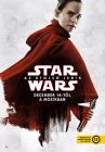 """Hungarian The Last Jedi Version """"Blood Red Cloak"""" Rey Bus Shelter"""