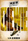 Hong Kong Solo Advance 2nd Version Chewbacca One-Sheet