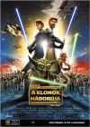 "Hungarian The Clone Wars Version ""A"" One-Sheet"