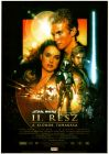 "Hungarian Attack of the Clones Version ""B"" One-Sheet"