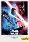 """Hungarian The Rise of Skywalker Version """"B"""" One-Sheet"""