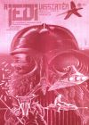 "Hungarian Return of the Jedi Style ""A"" Foreign Red Monotone One-Sheet / A2 Size"