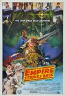 """Indian The Empire Strikes Back Style """"A"""" Foreign One-Sheet"""
