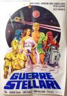 "Italian Star Wars Style ""A"" Foreign Two-Sheet / Due Fogli"