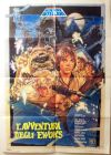 "Italian Ewok Adventure Style ""B"" Caravan of Courage Two-Sheet / Due Fogli"