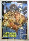 "Italian Ewok Adventure Style ""B"" Caravan of Courage Four-Sheet / Quattro Fogli"