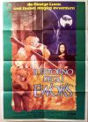 "Italian Ewok Adventure Style ""A"" Foreign Battle for Endor Two-Sheet / Due Fogli"