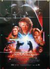 "Italian Revenge of the Sith Version ""B"" Four-Sheet / Quattro Fogli"