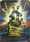 "Italian The Clone Wars Version ""A"" One-Sheet / Soggettone"