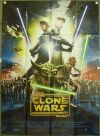 "Italian The Clone Wars Version ""A"" Four-Sheet / Quattro Fogli"