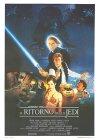 "Italian Return of the Jedi Style ""B"" Two-Sheet / Due Fogli"