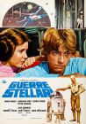 """Italian Star Wars Style """"A"""" Foreign One-Sheet / Soggettone"""