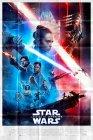 "Italian The Rise of Skywalker Version ""B"" Four-Sheet / Quattro Fogli"