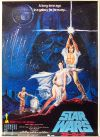 "Japanese Star Wars Style ""A"" Foreign Seito Art One-Sheet / B1 size"