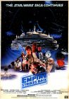 "Japanese Empire Strikes Back Style ""B"" Foreign CBS / FOX One-Sheet / B1 size"