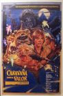 "Mexican Ewok Adventure Style ""B"" Caravan of Courage One-Sheet"