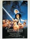 "Dutch Return of the Jedi Style ""B"" One-Sheet"
